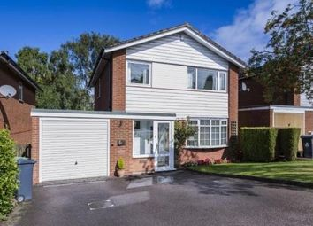 Thumbnail 4 bed detached house for sale in Bushey Close, Streetly, Sutton Coldfield