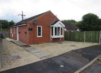 Thumbnail 2 bedroom detached bungalow for sale in Johnson Close, Dereham