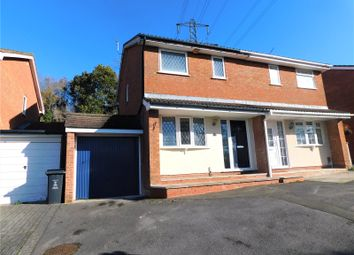 Thumbnail 3 bed semi-detached house for sale in Bryony Way, Swindon