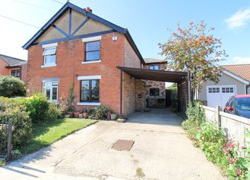Thumbnail 3 bed semi-detached house for sale in Villa Road, Stanway, Colchester