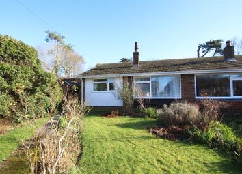 Thumbnail 3 bed semi-detached bungalow for sale in The Mews, East Hoathly, Lewes