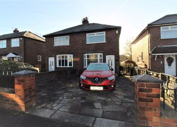 Thumbnail 2 bed semi-detached house for sale in Edward Avenue, Bredbury, Stockport