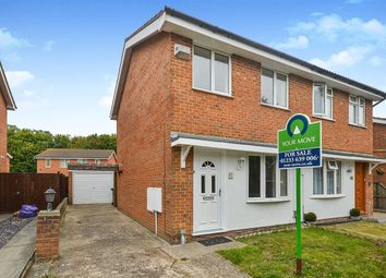 2 bed semi-detached house for sale in Firs Lane, Folkestone CT19