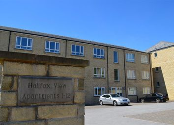 Thumbnail 2 bed flat to rent in Deacon View, Claremount Road, Halifax