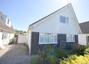 Thumbnail 3 bed detached bungalow for sale in Headland Road, Bishopston, Swansea