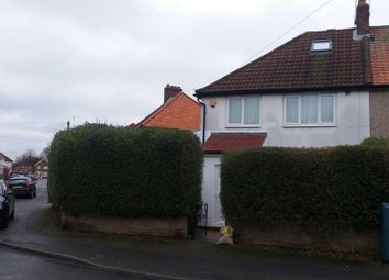 Thumbnail 1 bed flat to rent in Bishops Road, Hayes