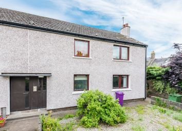 Thumbnail 1 bed flat for sale in Goosecroft, Forfar, Angus