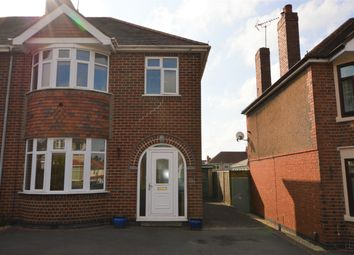 Thumbnail 4 bed semi-detached house for sale in Frances Crescent, Bedworth, Warwickshire