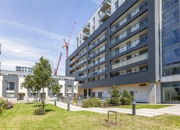 Thumbnail 2 bedroom flat for sale in Queensbury House, 17 Equinox Square, London