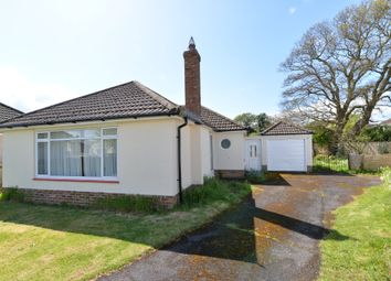 Thumbnail 3 bed detached bungalow for sale in Langton Close, Barton On Sea, New Milton