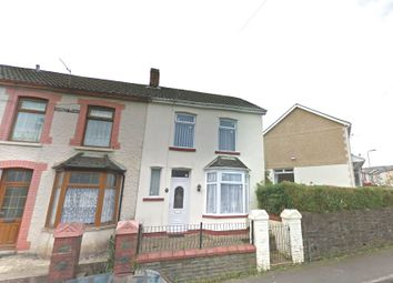 Thumbnail 3 bed end terrace house to rent in Aubrey Road, Tonypandy