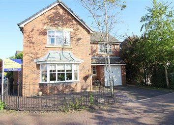 Thumbnail 4 bedroom detached house for sale in Thornthwaite Road, Cottam, Preston