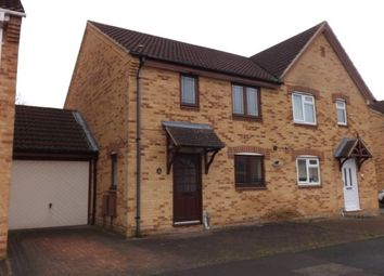 Thumbnail 3 bed semi-detached house to rent in Darius Way, Swindon