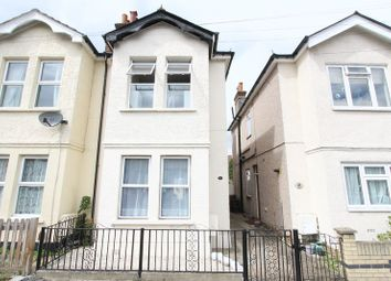 Thumbnail 2 bed semi-detached house for sale in Vicarage Road, Sutton