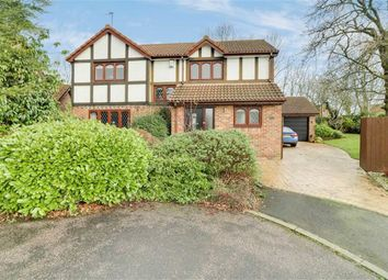 Thumbnail 4 bed detached house for sale in Lapwing Close, Winsford, Cheshire