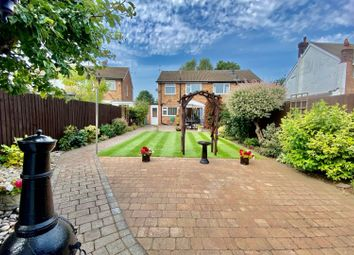Thumbnail 3 bed semi-detached house for sale in Overdale Avenue, Glenfield, Leicester