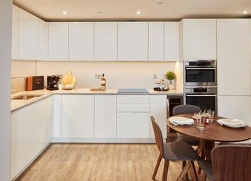 "Thumbnail 1 bedroom flat for sale in ""Waterford Point"" at Wandsworth Road, London"