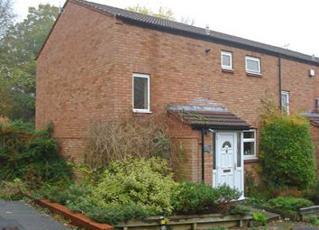 Thumbnail 2 bed end terrace house to rent in Patch Lane, Redditch