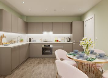 Thumbnail 2 bed flat for sale in 445 Woolwich Road, Greenwich