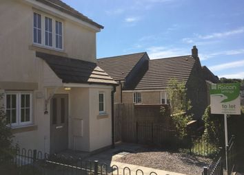 Thumbnail 2 bedroom end terrace house to rent in Lady Fern Road, Roborough, Plymouth