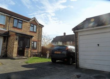 Thumbnail 3 bed terraced house for sale in Danbury Crescent, South Ockendon