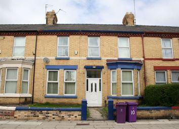 Thumbnail 7 bed terraced house to rent in Hawarden Avenue, Liverpool