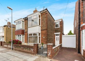 Thumbnail 2 bedroom semi-detached house for sale in Kenyon Road, Portsmouth