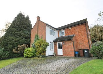 Thumbnail 4 bed detached house for sale in Little Potters, Bushey