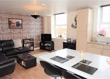 Thumbnail 1 bed flat for sale in Crescent Way, Taunton