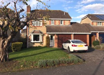 Thumbnail 4 bed detached house for sale in Rye Gardens, Yeovil