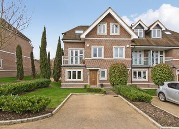 Thumbnail 4 bed end terrace house for sale in Thomas More Gardens, Esher