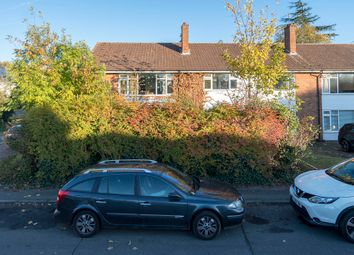 Thumbnail 3 bed maisonette for sale in Alwyns Close, Chertsey