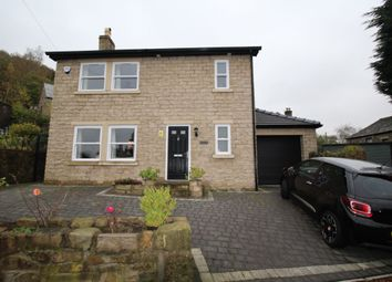 Thumbnail 3 bed detached house to rent in Pyegrove, Glossop