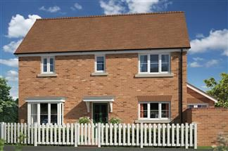 Thumbnail 3 bed detached house for sale in Peters Village, Hall Road, Wouldham