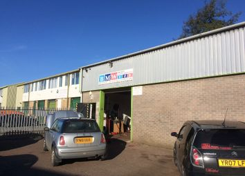 Thumbnail Industrial to let in Palmerston Trading Estate, Palmerston Road, Barry