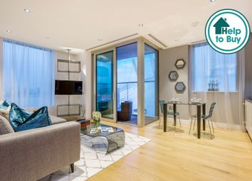 Thumbnail 1 bedroom flat for sale in 4.08 Arora Tower, Greenwich Peninsula