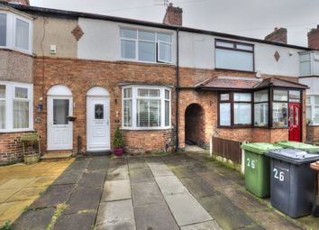 Thumbnail 2 bed terraced house for sale in Crosender Road, Crosby, Liverpool