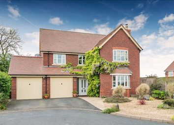 Thumbnail 4 bed detached house for sale in Ruthall Close, Ditton Priors, Bridgnorth