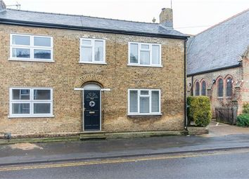 Thumbnail 2 bed semi-detached house for sale in High Street, Cottenham, Cambridge
