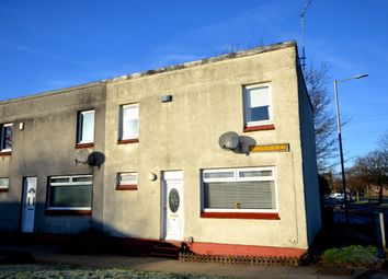 Thumbnail 3 bed end terrace house for sale in Kingston Place, Clydebank
