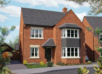 "Thumbnail 5 bed detached house for sale in ""The Oxford"" at Haygate Road, Wellington, Telford"