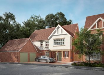 Thumbnail 5 bed detached house for sale in The Cornflower, Wildflower Rise, Mansfield