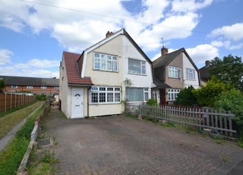 Thumbnail 2 bed semi-detached house for sale in East Road, Bedfont, Feltham