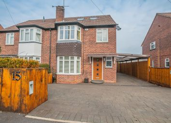 Thumbnail 3 bed semi-detached house to rent in Shirley Road, Maidenhead