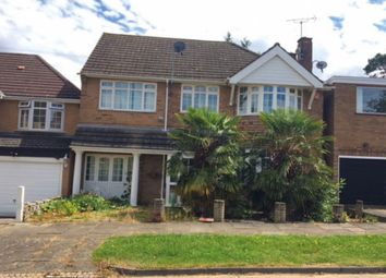 Thumbnail 4 bed detached house for sale in Delaware Road, Evington, Leicester