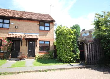 Thumbnail 2 bed end terrace house for sale in Mulberry Close, New Barnet