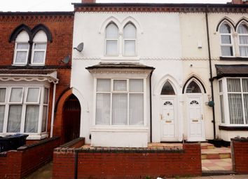 Thumbnail 3 bedroom terraced house for sale in Station Road, Handsworth, Birmingham