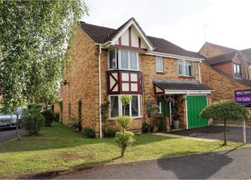 Thumbnail 4 bed detached house for sale in Albion Way, Verwood