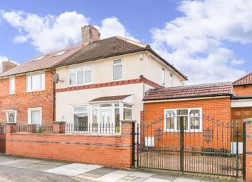 Thumbnail 4 bed semi-detached house for sale in Malmesbury Road, Morden