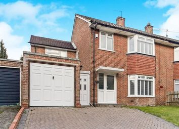 Thumbnail 4 bed semi-detached house for sale in Holmwood Avenue, Sanderstead, South Croydon, .